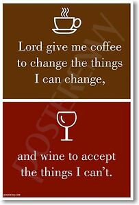 Lord-Give-Me-Coffee-NEW-Humor-Poster