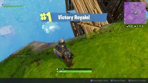 how to get a win on fortnite