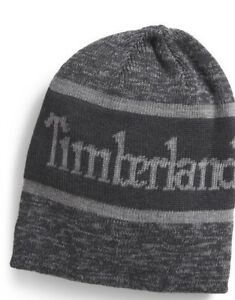 6101cfed8d268 Image is loading TIMBERLAND-REVERSIBLE-UNISEX-SOFT-STRETCH-Beanie-Hat-ONE-