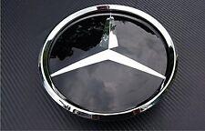 Illuminated Car Led Grille BlLED Logo Emblem Light For Mercedes Benz