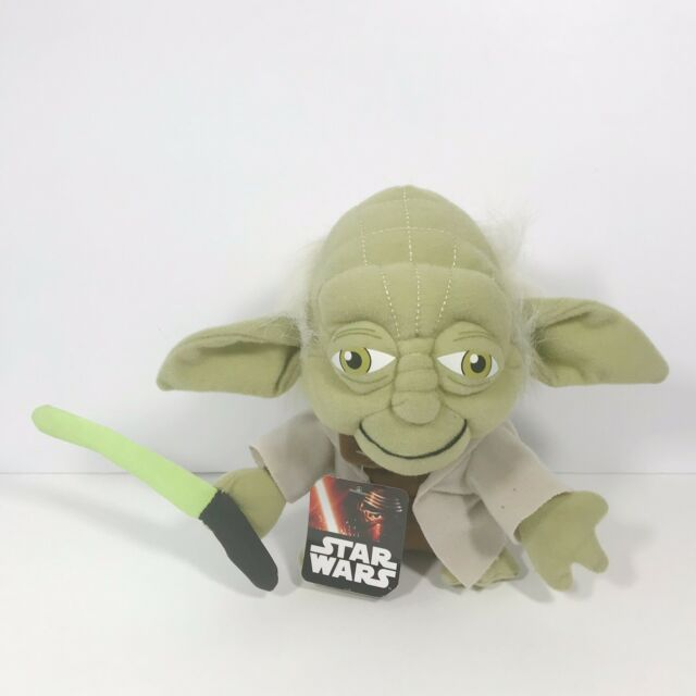dacf9b78b3 Star Wars Deformed Plush Yoda Comic Images 741415 for sale online