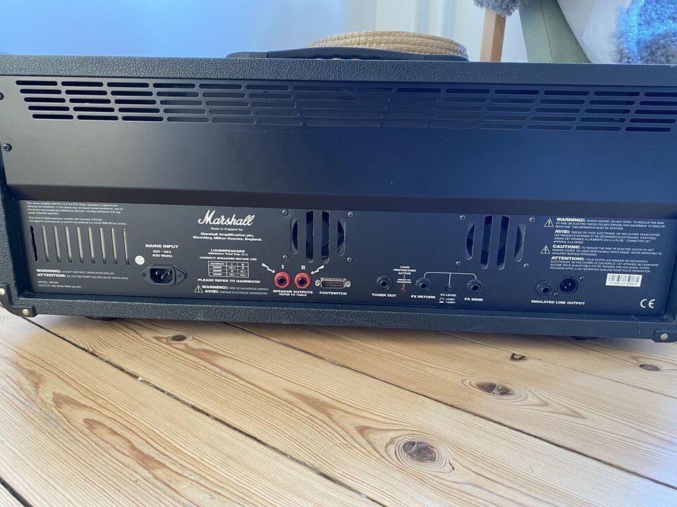 Guitartop, Marshall Mode Four MF350, 350 W