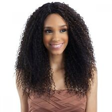 FreeTress Equal  Lace Front L Part Wig- Straw Curl Braids