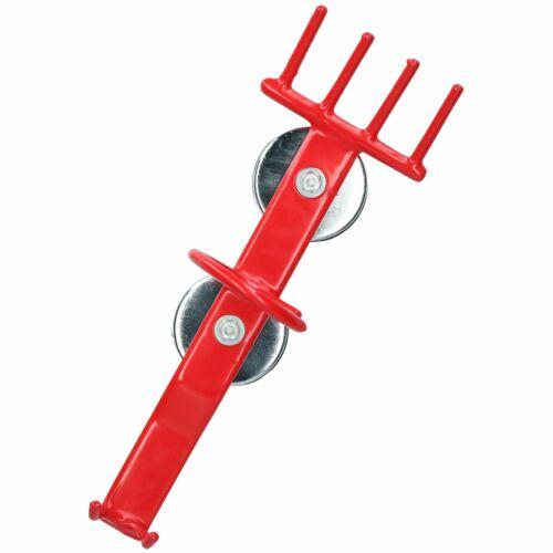 Magnética herramienta de almacenamiento soporte para la celebración de la herramienta de múltiples caja para pistolas de pulverización de aire etc AT999