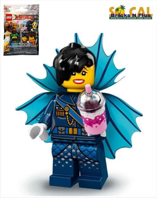 Lego Ninjago Movie Minifigures Series 71019 Shark Army Octopus For Sale Online Ebay