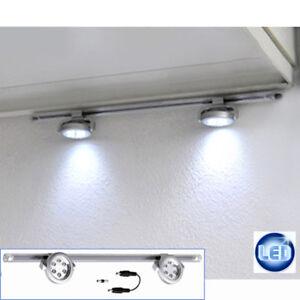LED Lichtleiste Unterbauleuchte 40cm Küche Schrank Strips Leiste ...