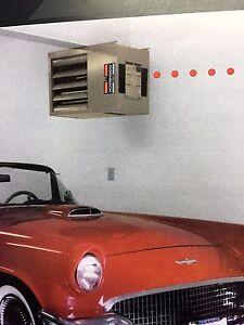 Dornback Lp Propane Gas Heaters Garage Furnace Shop Unit