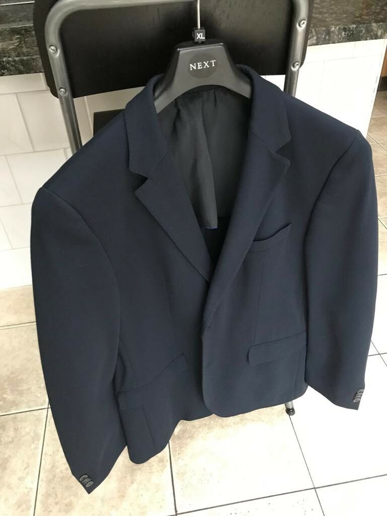 Hugo Boss Navy Blazer 42 Regular