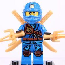 Ninjago Movie [ Ninja Jay ] SuperHero masters spinjitzu Custom Lego minifigures
