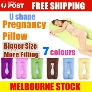 Maternity-Pillow-Pregnancy-Nursing-Sleeping-Body-Support-Feeding-Boyfriend