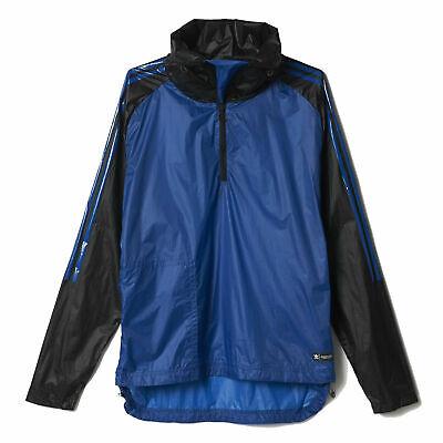 Adidas Originals Hommes Demi Zip Coupe Vent Veste Coupe vent Festivals Casuals nouveau | eBay
