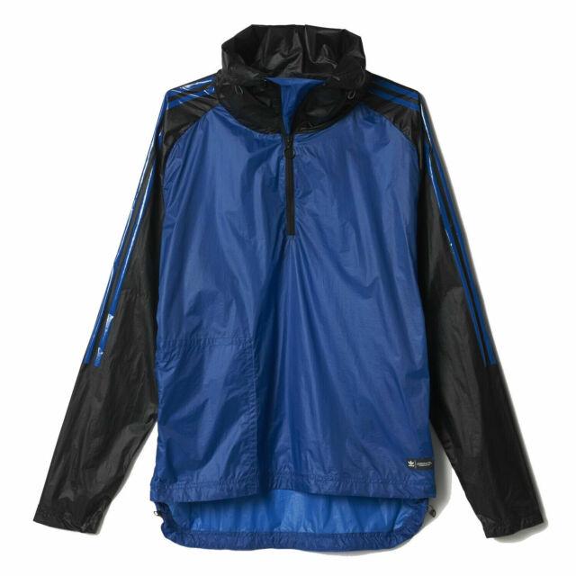Adidas Originals Colorado Windbreaker Jacket Blue,S Blue