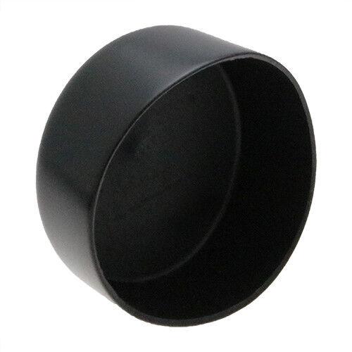 Goma casquillos de extremo Paquete De 10 Tapas De Pvc Redondo Flexi 34.9mm X 50.8mm Cubiertas De Tubo