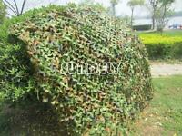 2 Sizes Shooting Hide Army Camouflage Net Hunting Oxford Fabric Camo Netting