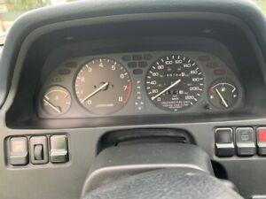 1991 Acura RSX RS 3dr hatchback