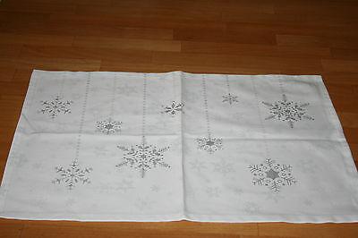 35 x 50 cm platzset White Christmas Villeroy /& Boch Tischset
