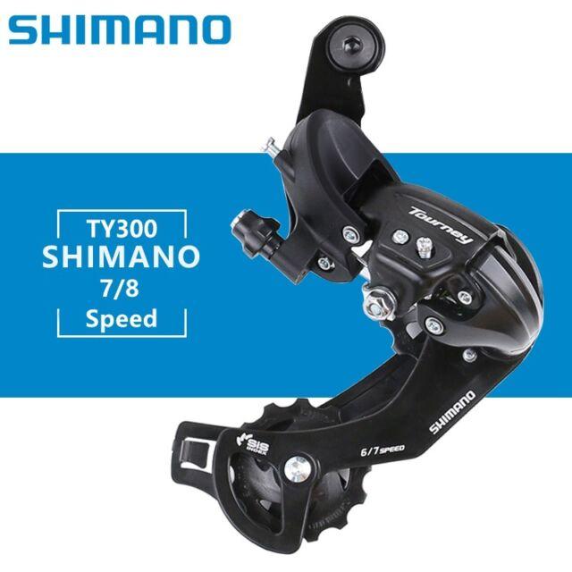 14f977bc15e NEW Shimano Tourney RD-TY300 6/7-Speed Rear Derailleur Road MTB Bike