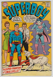 L6680-Superboy-162-Vol-1-VG-VG-Estado