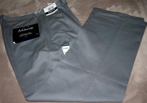 Casual Pants~Navy,Tan or Gray~Ret.$32~NWT Arrow Boys Easy Care Pleated Dress