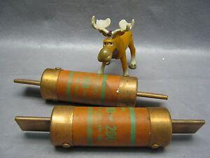 image is loading itt-200-amp-fuse-used-lot-of-2