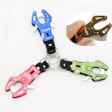 Durable Carabiner Clip Climb Hook Lock Keyring Keychain Engaging practical AR