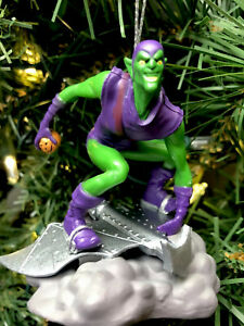 2020 Villain Green Goblin Spider-Man Christmas Tree Ornament Spiderman New