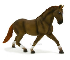 NIP CollectA 88100 Black Arabian Stallion Model Horse Figurine Toy Animal