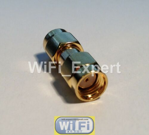 """RG316 LOW LOSS COAX CABLE RP-SMA MALE FEMALE STRAIGHT ANGLE  6/"""" 1 3 6 10/' US"""