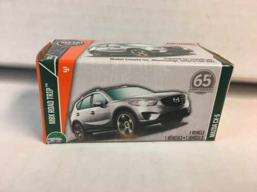 Power Grabs 2018 Matchbox Case G Mazda CX-5 WG14