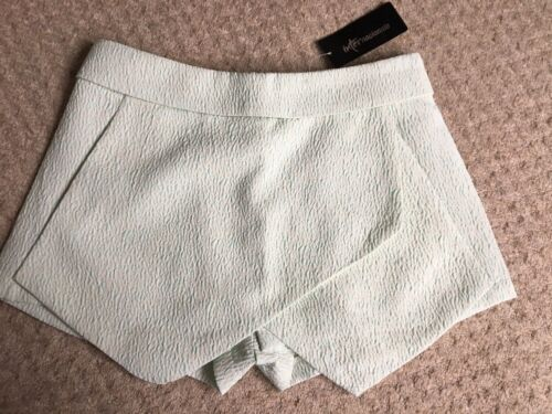 Green Skort Mint Summer Size Bnwt 10 Internacionale Holiday qURTxng