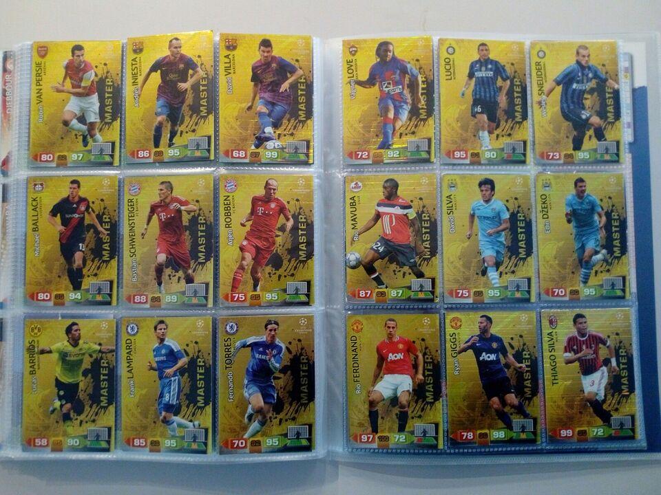Samlekort, Fodbold kort
