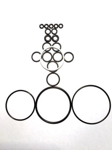 25 Complete O-ring Kits fit Graco Fusion AP Air Purge 246355