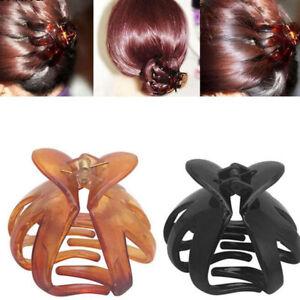 Women-Octopus-Claw-Hair-Clip-Hairpin-Hair-Accessories-Heart-Shape-Handle-HOT