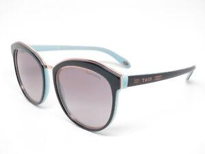 102f1336f081b Tiffany   Co TF 4146 8055 3C Black   Blue w Grey Gradient TF4146 ...