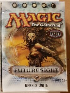 Magic The Gathering (MTG) Future Sight Sealed Theme Deck - Rebels Unite
