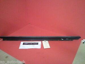 Door-Trim-Black-Optic-Upper-N-S-Rear-4B0853763J-Genuine-Audi-RS6-C5-4-2-V8