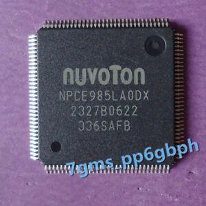 1pcs NPCE985LA0DX NPCE985LAODX NUVOTON QFP-128 IC Chip