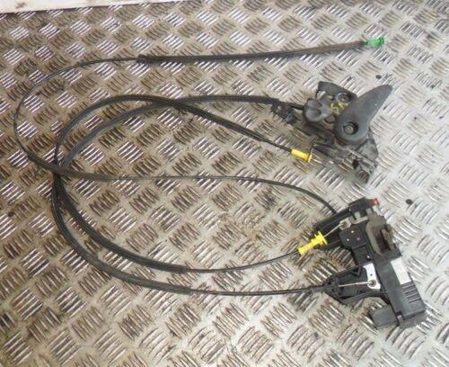 side sliding door lock n//s mechanism vauxhall vivaro renault trafic loading left