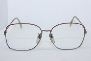 c7a882f18aa Image is loading Vintage-NEOSTYLE-Academic-Silver-Used-Glasses-Eyeglasses- Frames