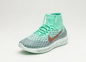 cdaeeb37f41f Image is loading Nike-Lunarepic-Flyknit-Shield-Womens-Running-Trainers-Shoes -
