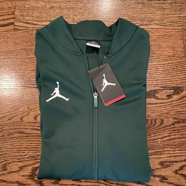Nike Team Jordan Jacket Mens 924707-341 Dri-fit Full Zip NWT Size  Large