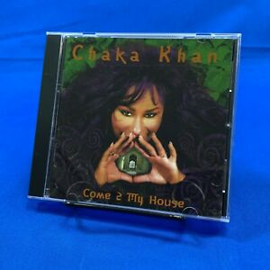 TESTED-Chaka-Khan-Come-2-My-House-CD-Album-NPG-Records-1998-Prince-OOP