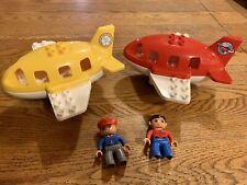 Lego Duplo Item Passenger Airplane yellow//white