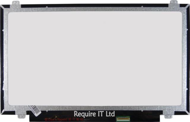"NEW 14.0"" LED EDP HD DISPLAY SCREEN MATTE AG LIKE BOE HB140WX1-301 REV. V4.0"