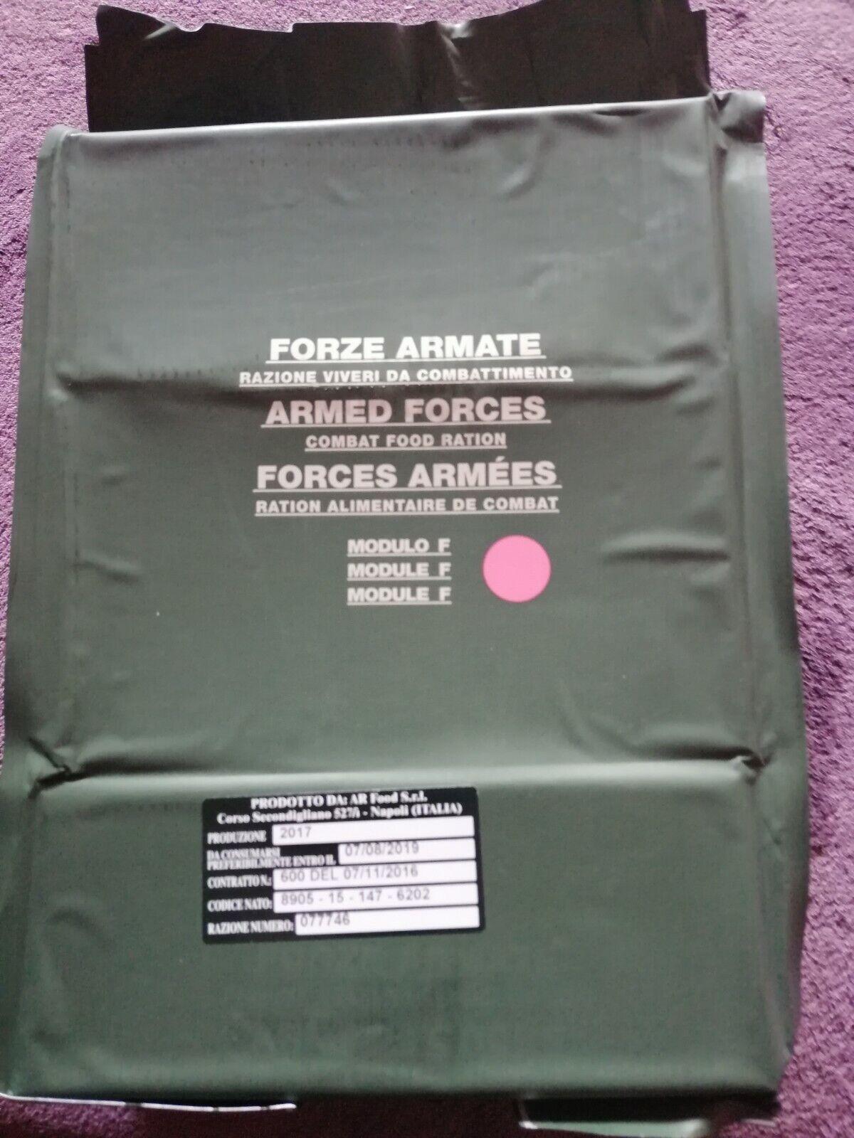 Italien Force Armée 24 H combat