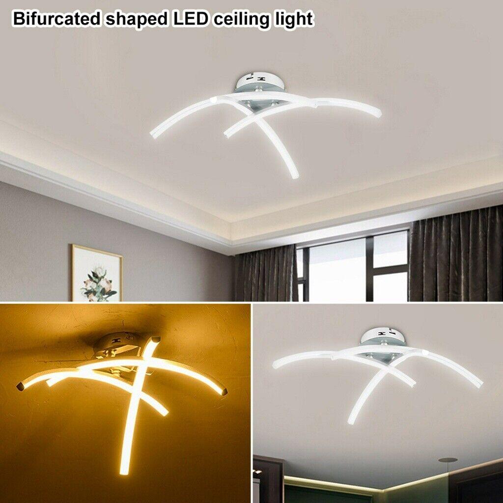 verstellbare Decken Leuchten weiß Flur Küchen Strahler Wohn Schlaf Zimmer Lampen