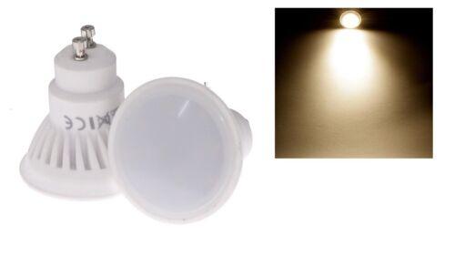 9 W DEL gu10 720 lm 230 V Lampe Ampoules 9 W Kaltweiss warmweiss