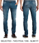 B-Ware-Jack-amp-Jones-Selected-Herren-Slim-Skinny-Fit-Stretch-Jeans-Hose-Glenn Indexbild 15