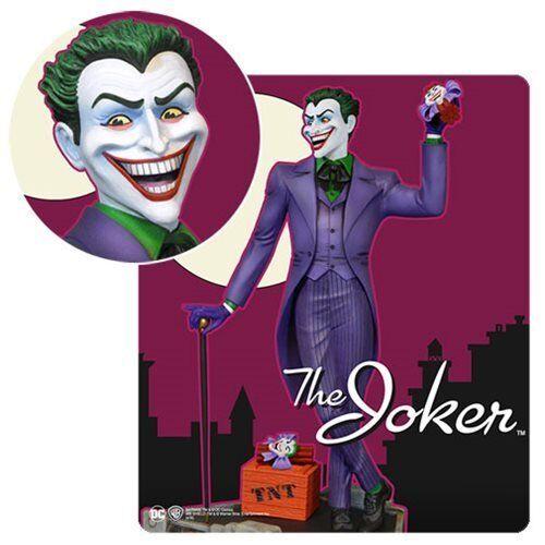 Batman Classic Joker Maquette by Tweeterhead