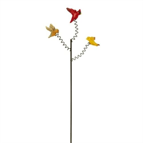 Flying Songbirds Pick Dollhouse Miniature Mary Engelbreit Fairy Gardens